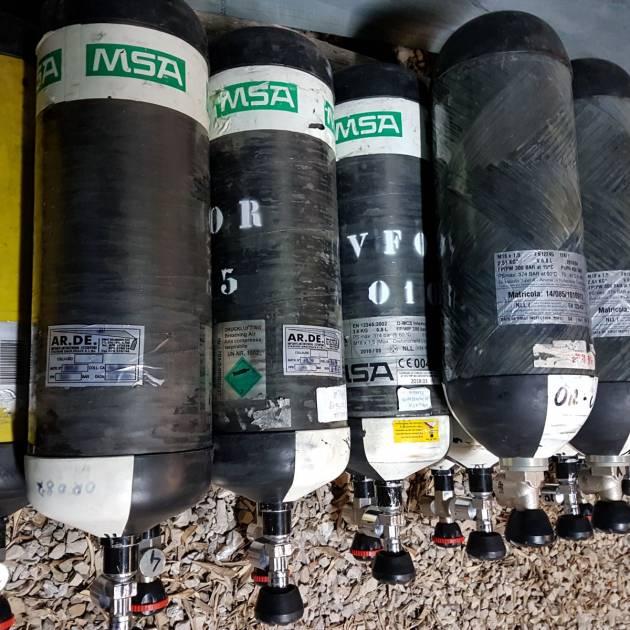 Collaudo recipienti a pressione mese di maggio