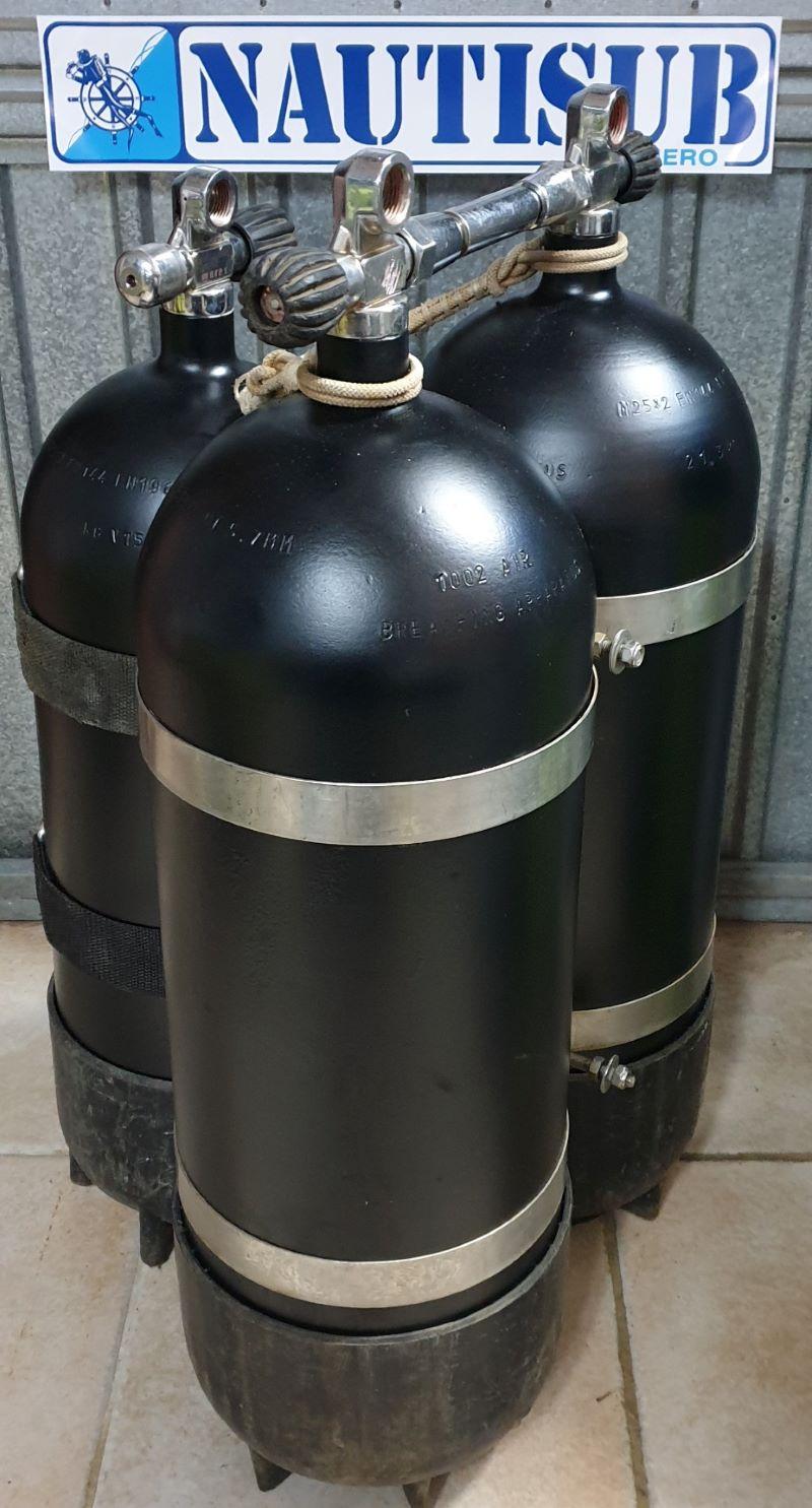 Collaudi recipienti a pressione normale attività per Aprile 2021