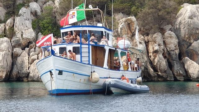 Gite in barca e Diving center
